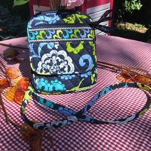 "Vera Bradley Disney ""Where's Mickey"" Crossbody"